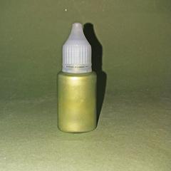 Краска для имитации эмали, №83 Зеленое золото, 20 мл., США