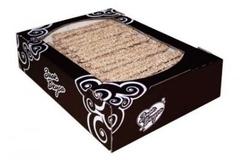 Сливочная соломка в карамельной глазури Знак вкуса коробка