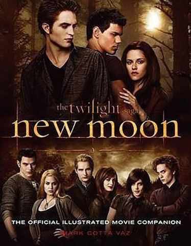 9780316075800 - New Moon: The Official Illustrated Movie Companion