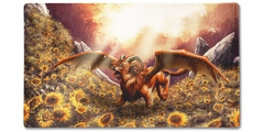 Dragon Shield: Playmat Dyrkottr of the Nekotora