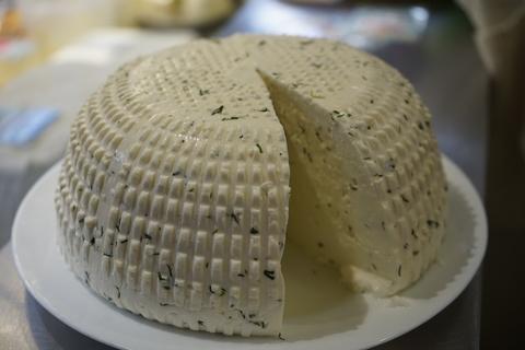 Сыр домашний 100 гр