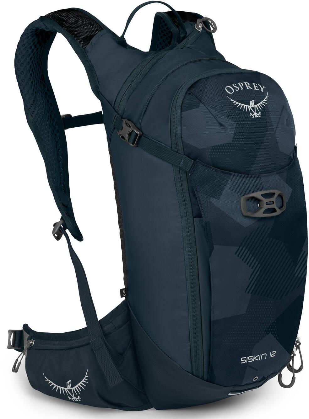Велорюкзаки Рюкзак Osprey Siskin 12, Slate Blue Siskin_12_S19_Side_Slate_Blue_web.jpg