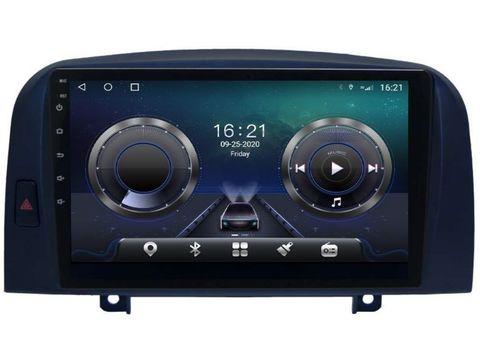 Магнитола Hyundai Sonata NF(04-08) Android 10 6/128GB IPS DSP 4G модель CB-3403TS10