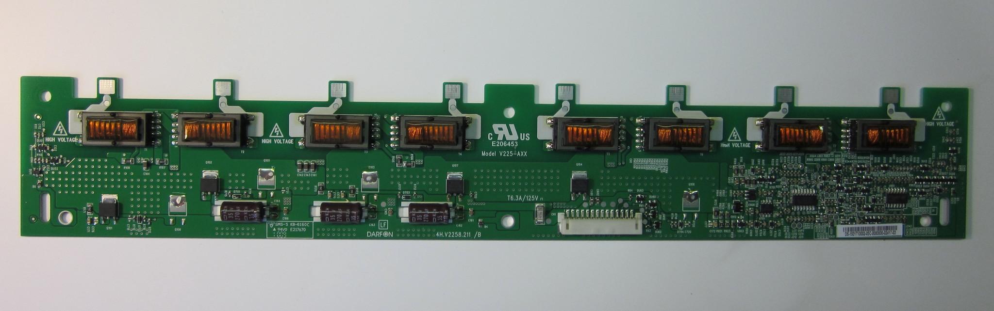 4H.V2258.211/B Model V225-AXX