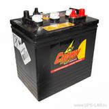 Аккумулятор Crown CR220HD ( 6V 220Ah / 6В 220Ач ) - фотография