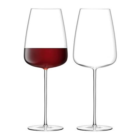 Набор из 2 бокалов для красного вина LSA International Wine Culture, 800 мл
