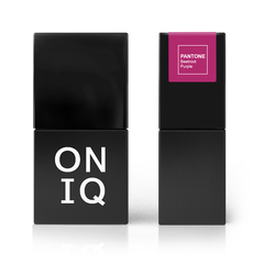 ONIQ Гель-лак 207, Pantone: Beetroot Purple, 10 ml
