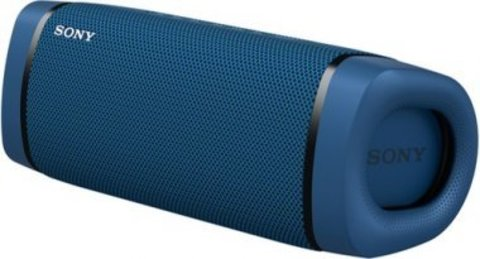 Портативная акустика Sony SRS-XB33 blue