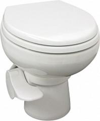 Туалет вакуумный SeaLand VacuFlush 5009 (12/24 В, белый)