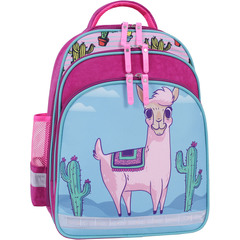 Рюкзак школьный Bagland Mouse 143 малиновый 617 (00513702)