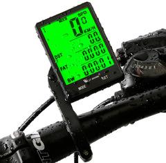 Велокомпьютер проводной West Biking сенсорный с выносом - 2