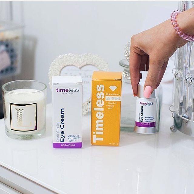 Timeless Skin Care Dark Circle Eye Cream крем для век 15мл