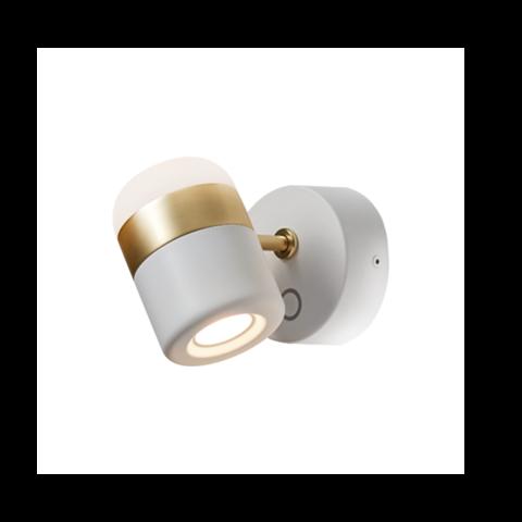 Настенный светильник Ling P1 by Seed Design (белый)