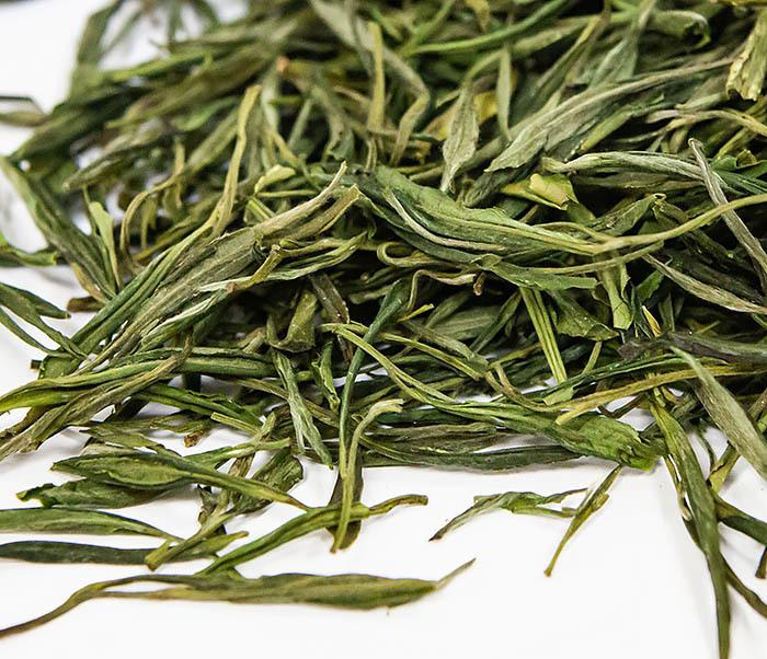 TEA-CH102-2 Зеленый чай «Ворсистые пики с желтой горы» (Хуан Шань Мао Фэн, 50 гр)