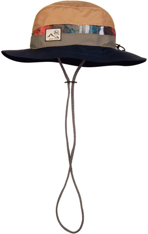 Шляпа походная Buff Booney Hat Harq Multi фото 1