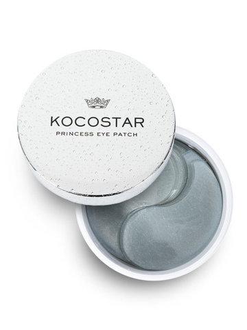 Kocostar Гидрогелевые патчи для глаз Серебро 90г/ Princess Eye Patch ( Silver)
