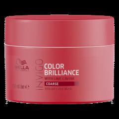 WELLA INVIGO COLOR BRILLIANCE Маска-уход для защиты цвета окрашенных жестких волос 150 мл
