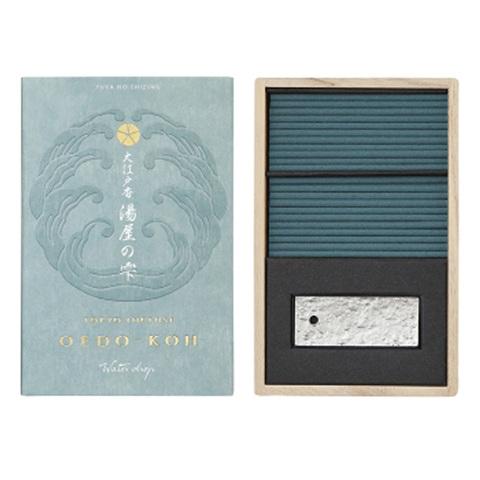 Японские благовония Oedo-Koh Water Drop