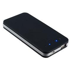 Аккумулятор Power Bank Perfeo PF-4100B, 4100mAh, чёрный