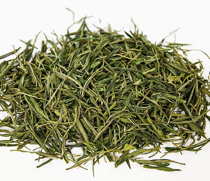 TEA-CH102-2 Зеленый чай «Ворсистые пики с желтой горы» (Хуан Шань Мао Фэн, 50 гр) фото 02