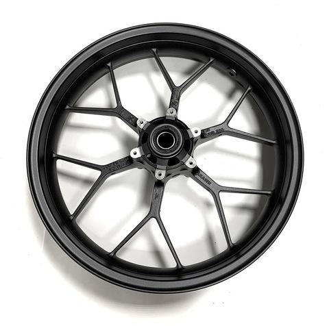 Передний колёсный диск Arashi для Honda CBR 1000 RR 2008-2017 черный
