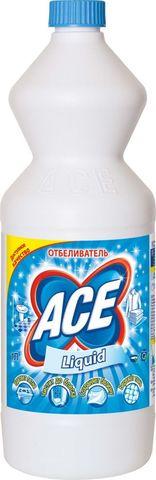 Отбеливатель ACE 1л Бережное отбеливание, жидкий