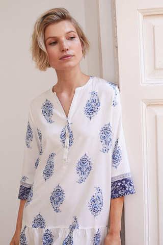 Сорочка з принтом