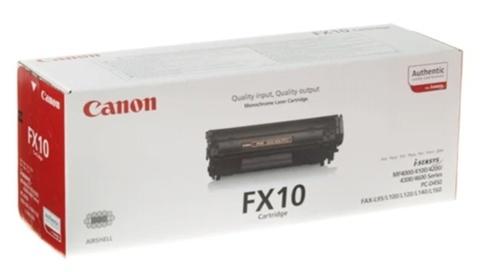 Оригинальный картридж Canon FX-10 0263B002 черный