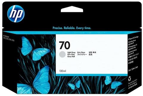 Оригинальный картридж струйный HP C9451A 70 светло-серый