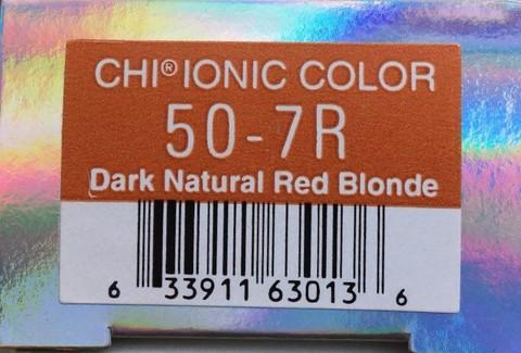 Крем-краска CHI Ионик 50-7 R 85 гр