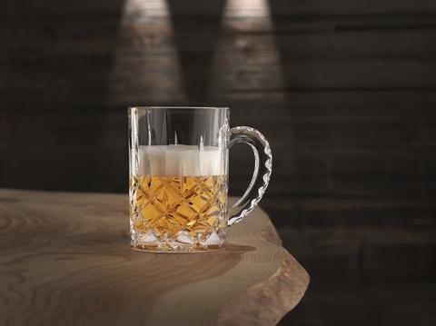 Кружка для пива Beer Mug 600 мл артикул 95635. Серия Noblesse