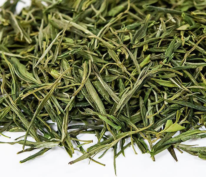 TEA-CH102-2 Зеленый чай «Ворсистые пики с желтой горы» (Хуан Шань Мао Фэн, 50 гр) фото 03