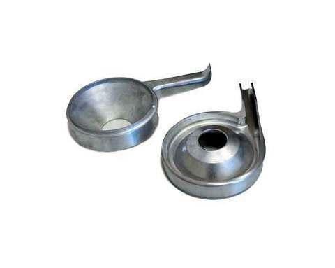 Сливники молочного сепаратора СЦМ 80, сплав алюминия, фото