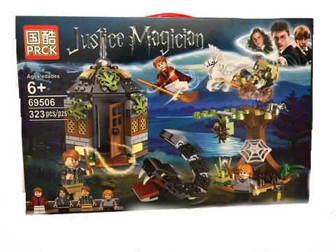 Конструктор Гарри Поттер 69506  Волшебная хижина 323 дет.