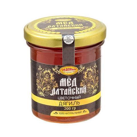 Дягилевый алтайский мёд 200 г