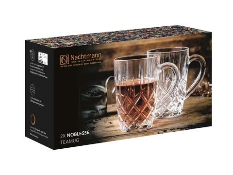 Набор из 2-х кружек для горячих напитков 347 мл, артикул 103771. Серия Noblesse