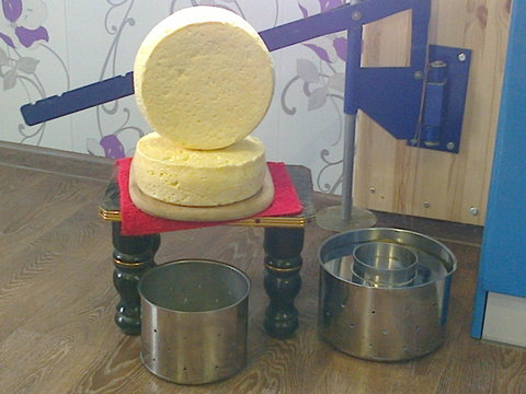 Форма для сыра , диаметр 210 мм
