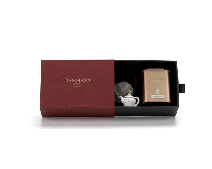 Набор чая Dammann Tuilerie, Тюильри