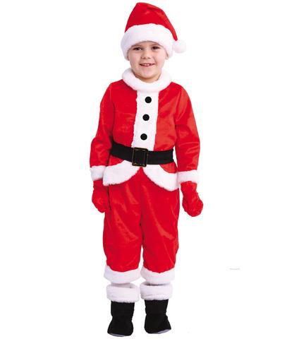 Карнавальный костюм Малыш Санта