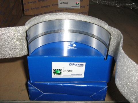 Вкладыши коренные коленчатого вала, стандарт / BEARING KIT АРТ: 995-653