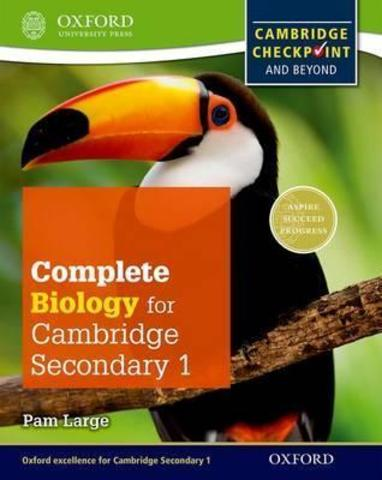 Cambridge Checkpoint Science Secondary 1, Biology Oxford University Press