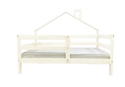 Подростковая кровать Софа SCANDI , цвет белый