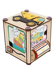 Бизи-куб «Самосвал» (17х17х18) фото 2