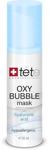 Кислородная пенная маска / TETe OXY BUBBLE MASK, 30 ml