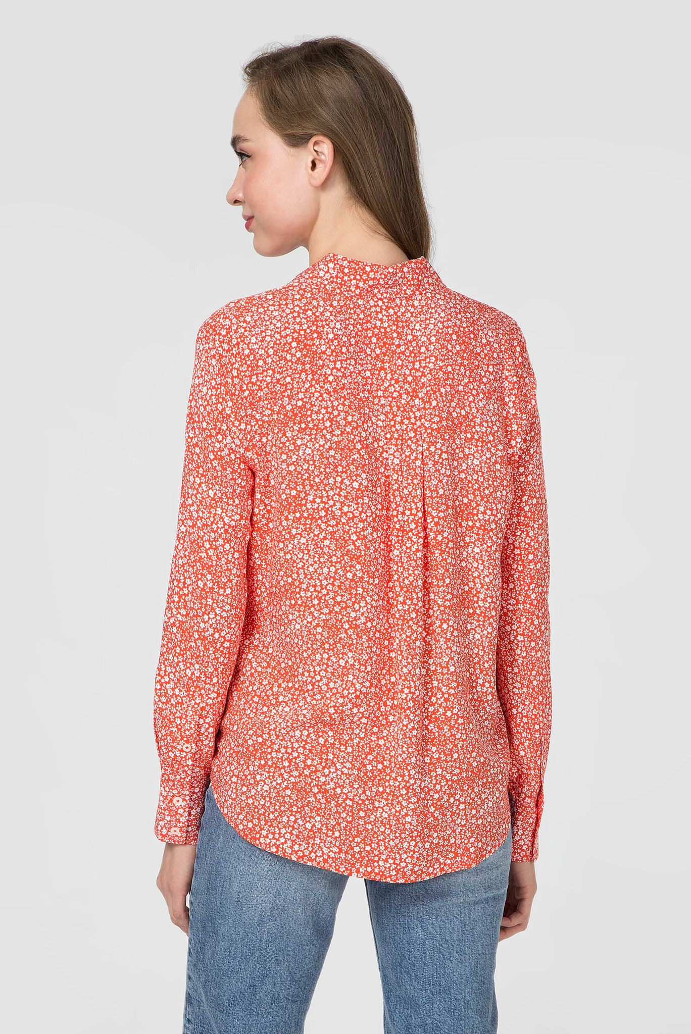 Женская блуза с узором DANEE Tommy Hilfiger