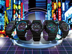 Часы мужские Casio GA-100BL-1AER G-Shock