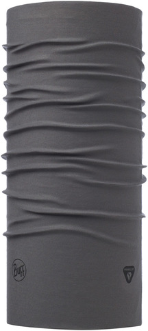 Тонкая зимняя бандана-трансформер Buff Thermonet Solid Grey Castlerock фото 1