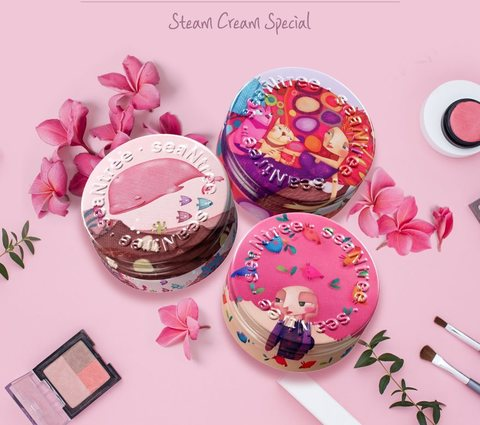 Универсальный паровой крем для лица и тела, 35 г/200 г / SeaNtree Steam Cream