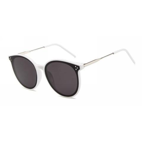 Солнцезащитные очки 51409003s Белый - фото