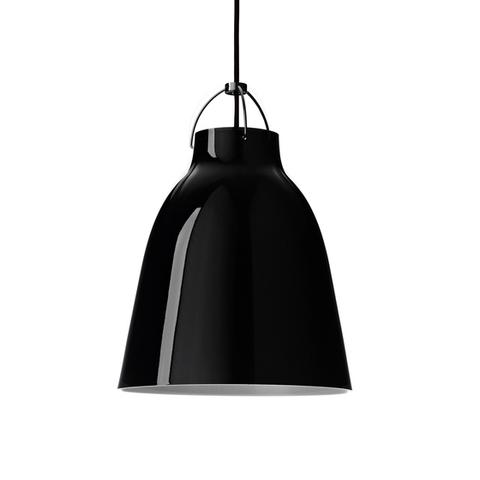 Подвесной светильник копия Caravaggio by Fritz Hansen (D40, черный)